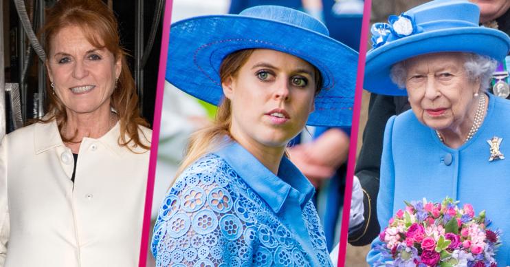 Queen news: monarch vetoed Beatrice's name