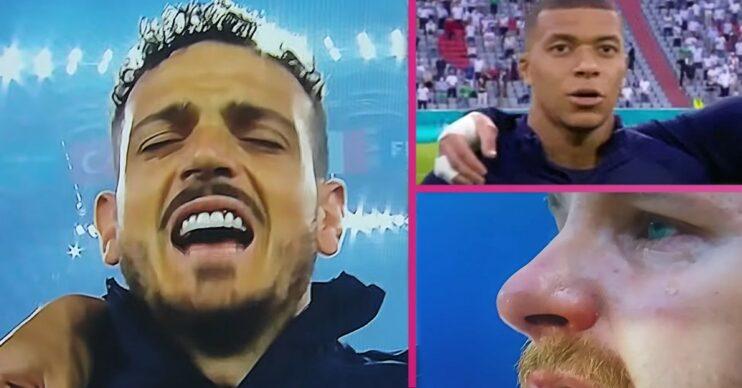 Italy v Spain Euro 2020