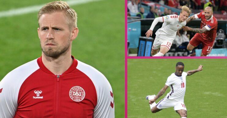 England v Denmark Euro 2020