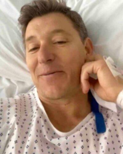 ben shephard hospital update gmb