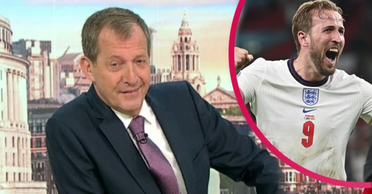 Alastair Campbell GMB