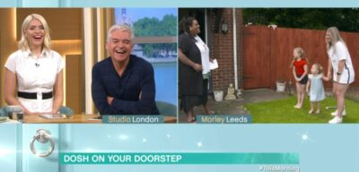 This Morning Dosh on Your Doorstep