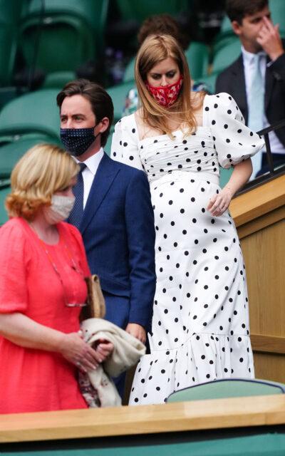 Princess Beatrice Wimbledon
