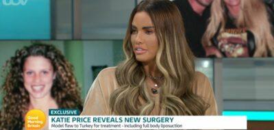 Katie Price surgery