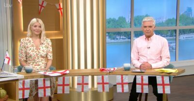 Are Holly and Phil leaving This Morning