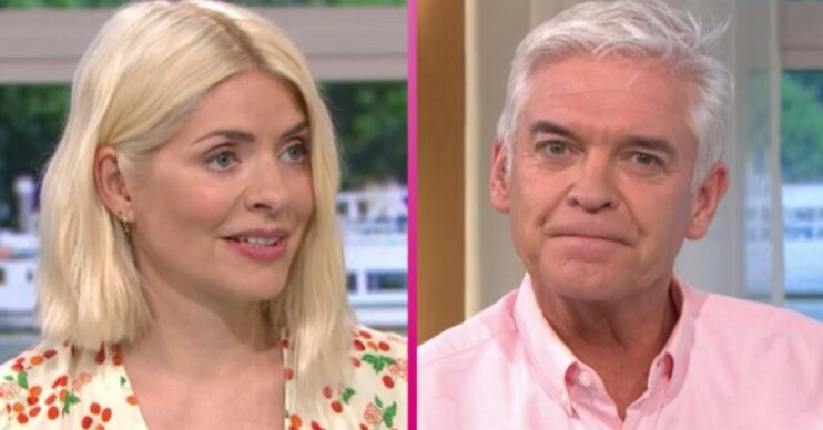 Are Holly and Phil leaving This Morning?