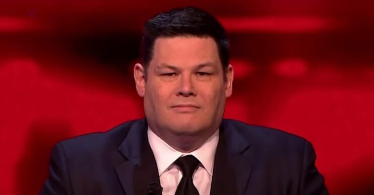 Mark Labbett fans in hysterics at The Chase star's 'missing arm' as he shows off impressive weight loss