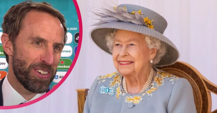 Euro 2020 final news: Queen 'hides secret message in letter of support to England'