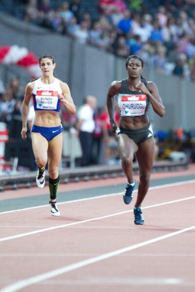 Christine Ohuruogu Olympics
