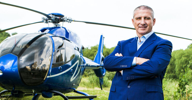 Undercover Big Boss ITV