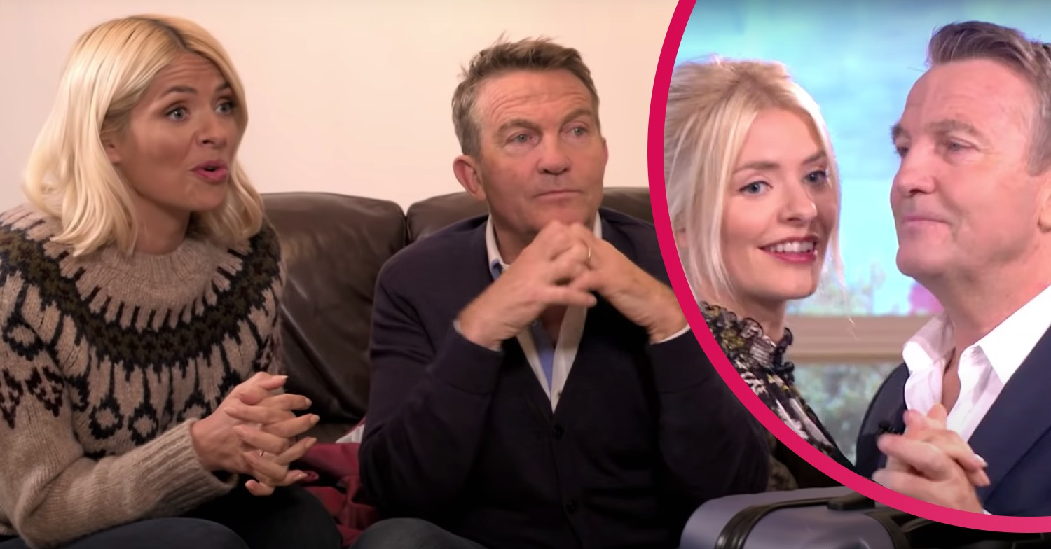 How are Bradley Walsh and Holly Willoughby friends? Where they've holidayed together, with family and famous pals