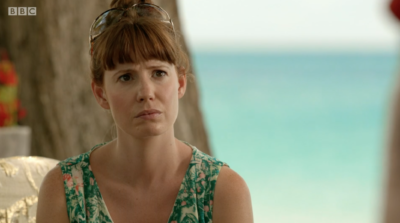 Amy Nuttall Death In Paradise