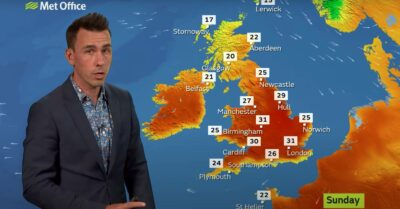 UK weather: Heat warnings as Met Office forecasts sizzling high of 31C this weekend
