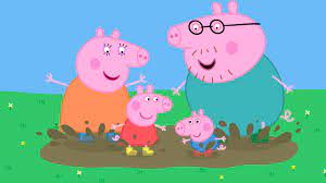 Peppa Pig on Netlix