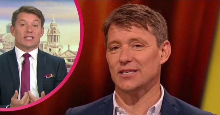 Ben Shephard injury update: Good Morning Britain star reveals when he'll return to TV