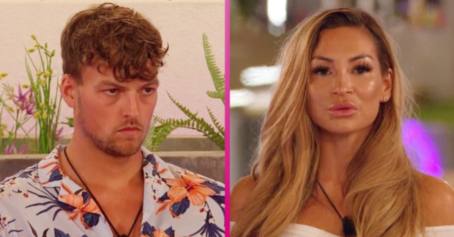 Love Island viewers activate 'ungrateful' Hugo after 'impolite' response to AJ recoupling
