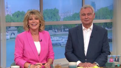 ruth langsford new hairstyle