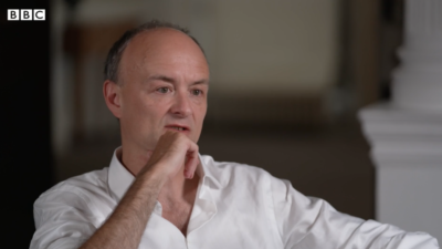 Dominic Cummings BBC interview