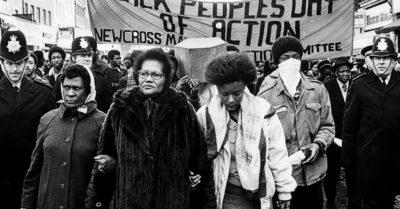 BBC one uprising steve mcqueen