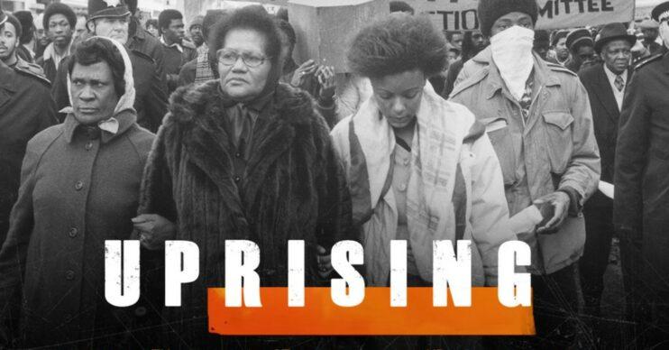 uprising bbc one