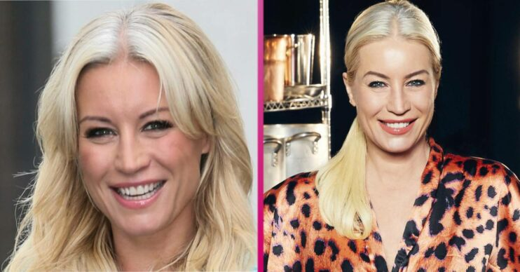 cooking with the stars Denise van outen