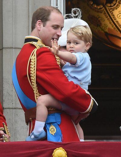 prince george birthday photo
