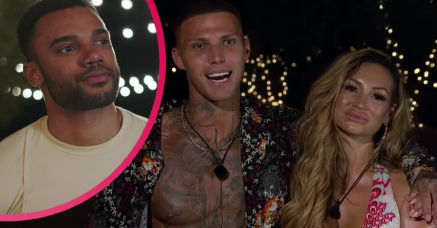 Love Island: Danny and AJ are brutally dumped from the villa as three new bombshells arrive