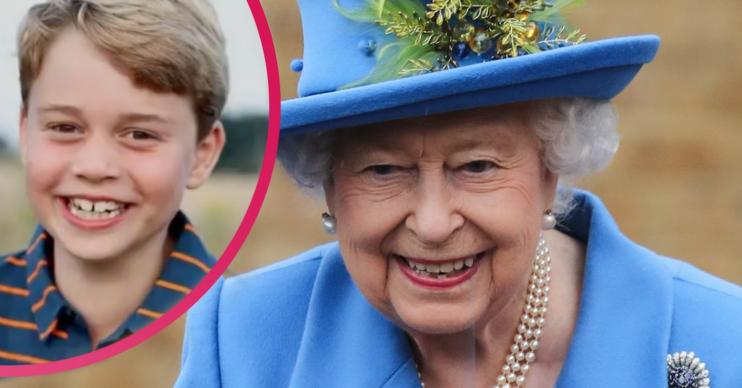 Prince George 8th birthday