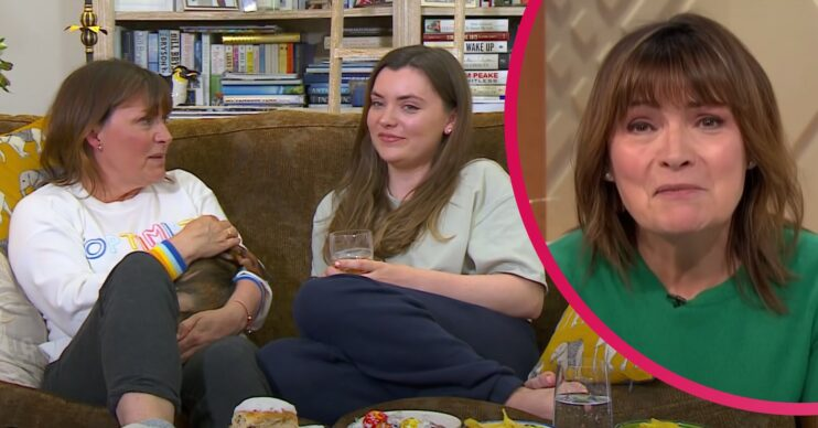 Lorraine Kelly: Celebrity Gogglebox star reveals she was fired from TV job following birth of daughter Rosie