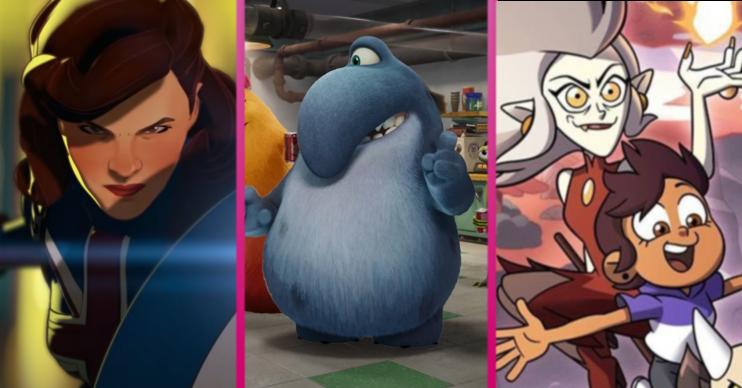 Disney Plus in August
