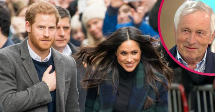 harry and meghan latest