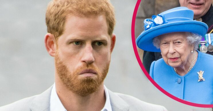 prince harry book deal