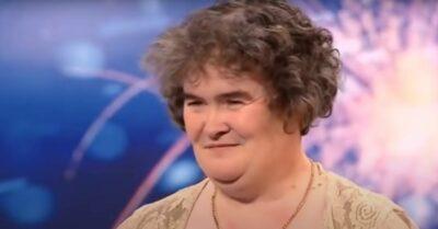 Susan Boyle olympics