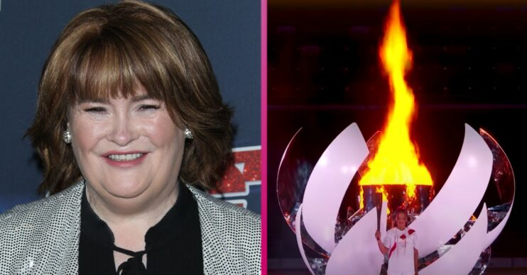 Susan Boyle Olympics: Star baffles and delights fans with Tokyo 2020 Olympics opening ceremony cameo