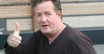 Piers Morgan covid