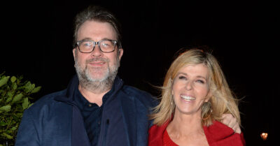 Kate Garraway and Derek Draper latest