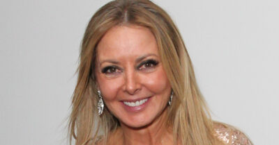 Carol Vorderman cleavage
