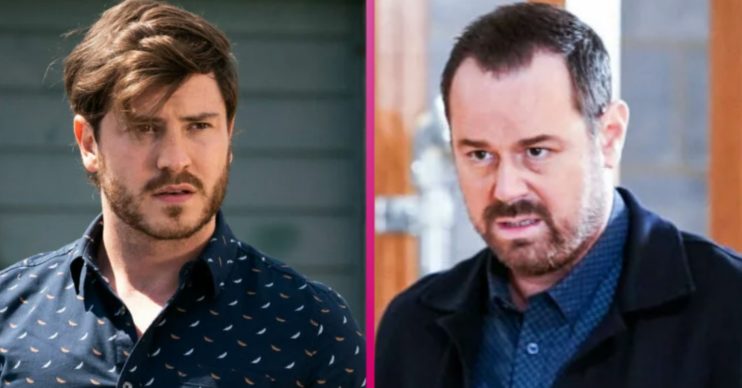 Gray and Mick from EastEnders composite by ED