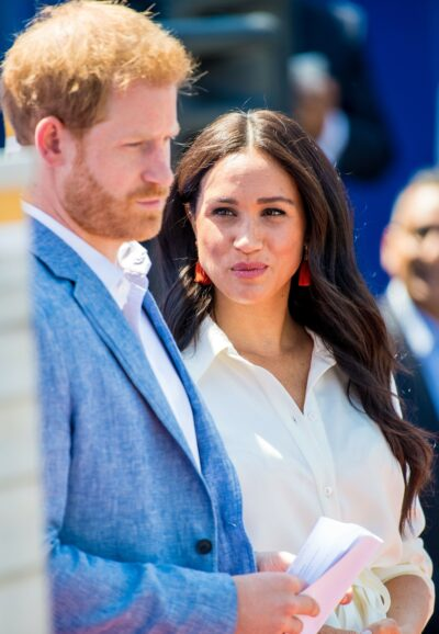 latest on harry and meghan