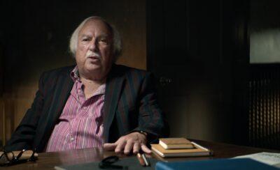Dennis Nilsen - Douglas Bence, journalist