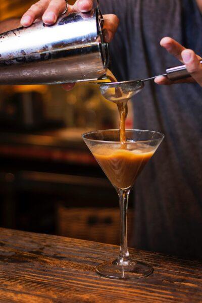 biscoff espresso martini