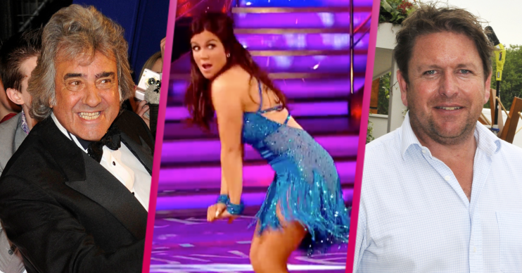stars you've forgotten signed up to Strictly