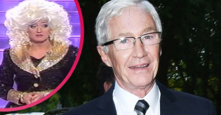 Paul O'Grady and his alter-ego Lily Savage