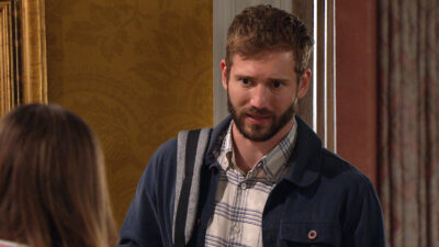 Jamie Tate taunts Gabby after he decides to leaves Emmerdale