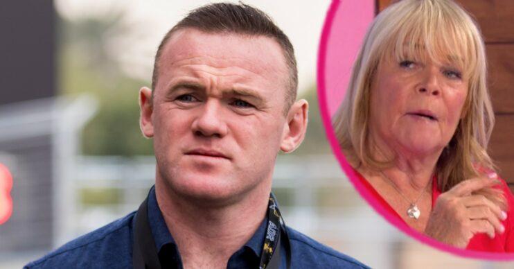 Wayne Rooney apology
