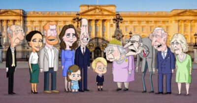 Prince George cartoon criticised over Prince George portrayal