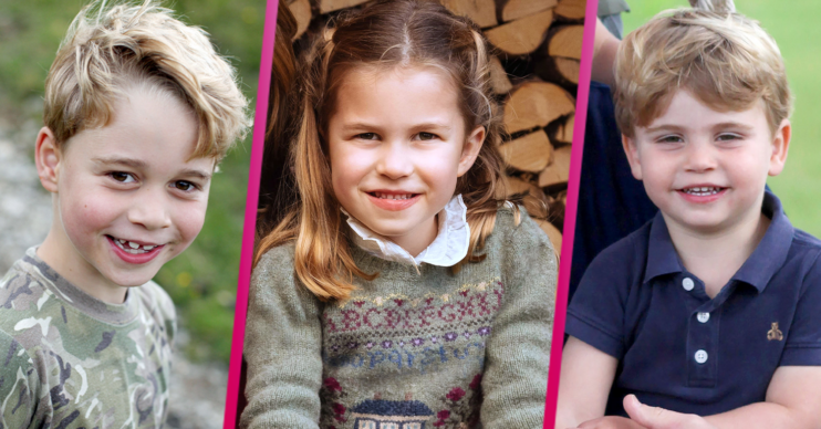royal family news: secret meaning behind Cambridge kids' names