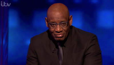 Shaun Wallace reacts to losing on The Chase even after some easy questions
