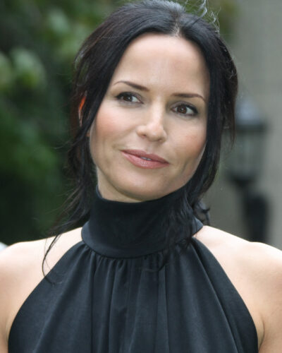 Andrea Corr once went out with Endeavour star Shaun Evans