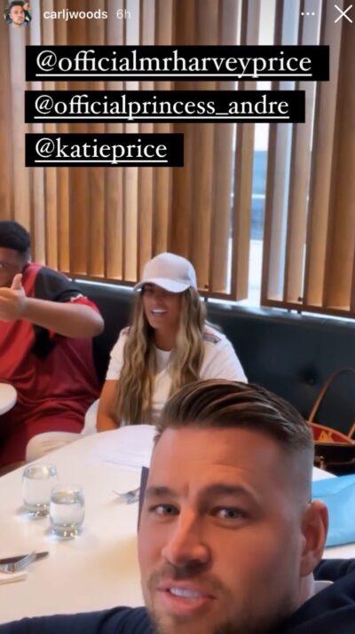 Katie Price news